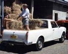 """Austin 1100 """"Ute"""" fanns bara i Australien byggdes 1968-71"""