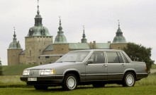 1988 års 760 med nya fronten.