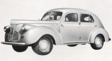 model BA byggdes bara i 17 exemplar , troligen 1943.