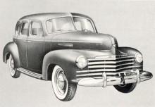 model BC var påtagligt lik en Chevrolet, bara 2 eller tre stycken lär ha byggts 1943 eller 1944.