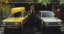 Dodge Omni 1978 präktig, ekonomisk och tråkig famlijebil...