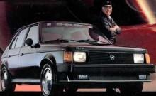 Monstret Shelby Dodge Omni GLHS 1986