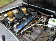 Den antika Chevroletsexan på 4,1 liter