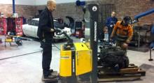 Roverns nya motor levereras