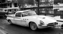 Jaguar, Thunderbird, Buick och lite annat fram...