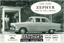 Zephyr för 1957