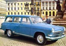 Volga GAZ M22 stationsvagn