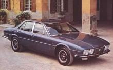 Och De Tomaso Deauville, den tillverkades från 1971 ända fram till 1985 men bara i blott 244 exemplar.