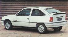 Chevrolet Kadett Sport, brasilien