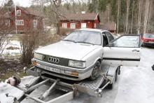 Du kan ta en bil från Dalarna…