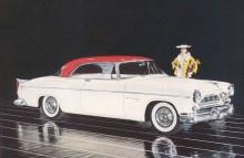Chrysler Windsor de Luxe Nassau