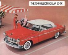 Chrysler Windsor nassau 1955, Inte bara bilarna var vackra, reklamen var också så mycket vackrare förr inte sant?