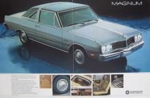 A-body i sista reinkarnationen 1980, Magnum coupe.