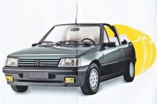 205 Roland Garros fanns även som cabriolet, och flertalet andra Peugeotmodeller har även burit Gaross namnet.