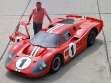 GT40 i sitt sista utförande mk V, 1967