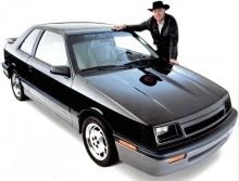Dodge Shelby CSX 1987