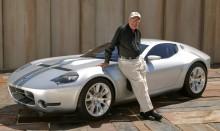 2004 och åter knuten till Ford. Concept GT togs fram med Carroll Shelbys råd och fingervisningar, sattes senare i begränsad serieproduktion.