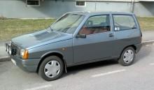 Lancia Y10 Fire i Nyköping