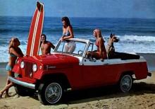 Strandraggarbilen Commando, 1966