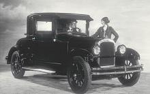 Första Pontiacen, 1926