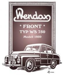 Wendax Aero WS-750 1950