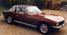 Interceptor coupe var en smått egendomlig modell som introducerades 1975, runt 60 stycken gjordes.