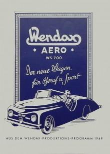 Wendax Aero WS-700 1949