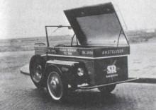 Wendax Eilrad 1935-40