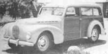 Eucort Kombi 1949