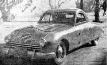 Även en sportig coupe planerades, okänt om det blev någon vidare tillverkning.
