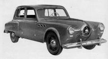 En lite lyxigare Victoria Avion med tydliga Studebakerinfluenser presenterades 1951, men kom antagligen aldrig i serieproduktion.
