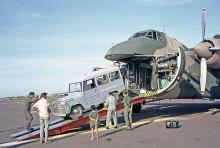 Och Trekka drar i krig, Vietnam 1969