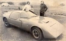 Bill Atkinson och Tony Waller med Piper.