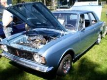 Cortina GT med V6