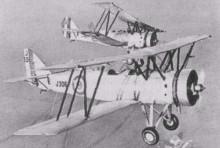 Avro 626 Prefect blev T-126