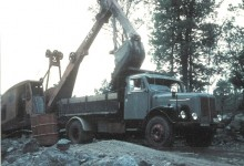 Foto-objekt Scania