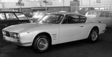 den snygga OSI-Forden 20MTS här på genevesalongen 1967.