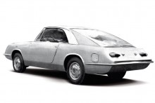 Gamma-64 var en annan design från Werner Hölbl baserad på NSU 1963.