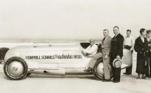Konkurrenten Waukeshas Silver Comet på Daytona