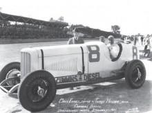 duesenberg diesel på Indy 1931