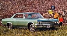 Chevrolet Impala 1965, i helt stycke.
