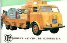 Och FNM lastbil från 1968.