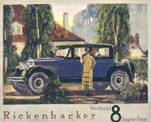 Rickenbackers kärror
