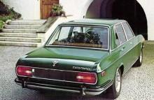Bavaria var en hybrid speciellt för USA, en 2500 som försågs med 2800 motor