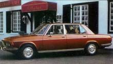 från 1974 gick dom att få med lite längre hjulbas, här den ganska ovanliga varianten 2,8L