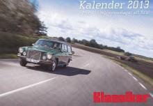 Alla bilarna finns med i vår kalender som följer med nr 1 2013, ute i butik den 28:e december!