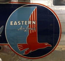 Eastern Airline logotyp.