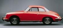 Porsches egna notchback 356 vars karosser byggdes av Karmann.  runt 1700 exemplar gjordes 1961-62.
