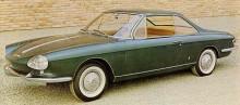 Pininfarinas vackra variant av Corvair.