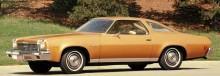 Chevrolet Chevelle Malibu 1973.